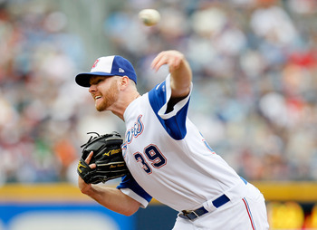 Jonny Venters appeared in a MLB high 85 games.