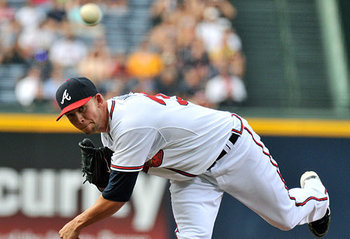 Mike Minor goes into Spring Training as a lock for the rotation.