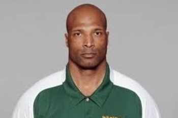 Green Bay Packers Asst. Head Coach Winston Moss
