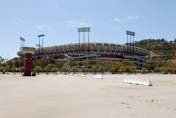 Candlestick in 2006 (Paul R. Kucher IV/Wikimedia Commons)