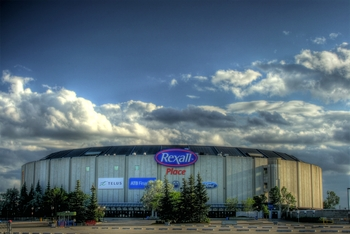 Rexall Place in 2010 (WinterE229/Wikimedia Commons)
