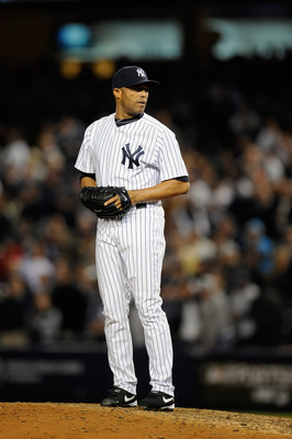 Even in his 40's, Mariano Rivera hasn't slowed down.