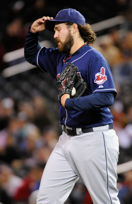 Chris Perez has had some issues as a closer.