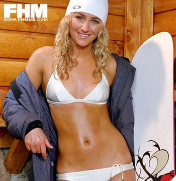 Sydney Golic http://bleacherreport.com/articles/1026114-the-definitive-best-picture-of-the-100-hottest-athletes-of-all-time