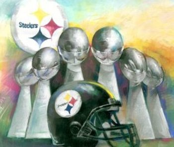 No other team has held the Lombardi Trophy aloft as often as the Pittsburgh Steelers