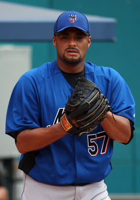 Can Johan Santana come all the way back?