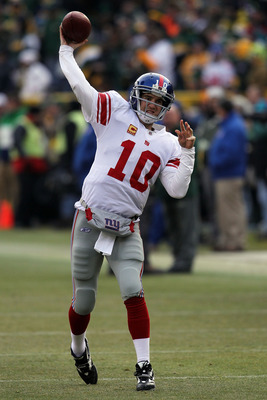 Eli Manning has won a Super Bowl for the Giants