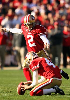 David Akers set an NFL record for most field goals made this season