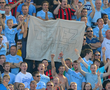 City fans give us their opinion on the Tevez saga