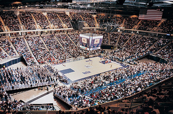 Penn State's Bryce Jordan Center