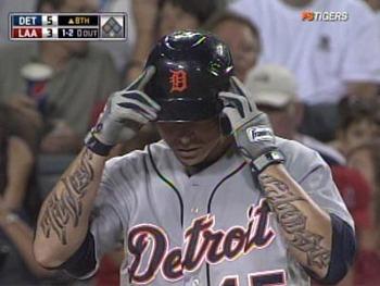 15 coolest tattoos in mlb history bleacher report for Josh hamilton tattoo