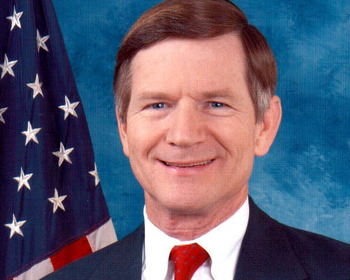 Lamar Smith: The Texas Republican Congressman who is forwarding the SOPA agenda.