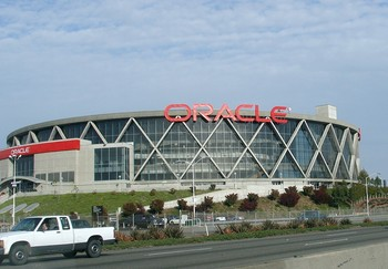 Oracle Arena in 2007 (Coolcaesar/Wikimedia Commons)