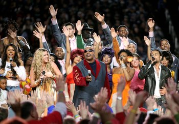 "Years later, Stevie Wonder would find his ""Superstition"" earning him a gig at the 2006 Super Bowl halftime show."