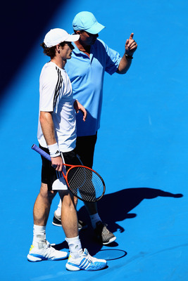 Murray and Lendl go together like a wadda wadda wadda diddlie bingdi boo