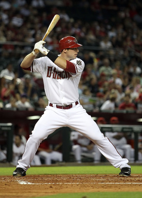 Goldschmidt is another young slugger in the D-Backs lineup.