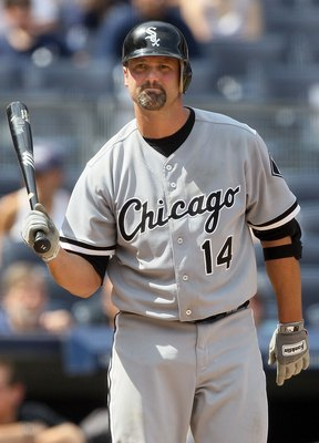 Even though Konerko is getting older, he still puts up steady numbers.