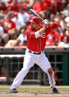Votto can do it all in Cincinnati.