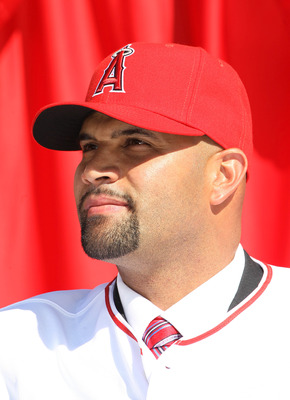 Pujols decided to take his talents to the west coast.