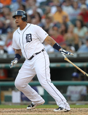 Cabrera sits atop the 1B list for 2012.