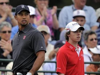The changing of the Guard may be in the near future for the PGA Tour