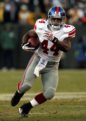 Ahmad Bradshaw, Giants