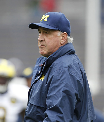 Defensive coordinator and recruiting wizard Greg Mattison