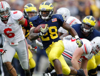 Michigan finally has a reliable running back again