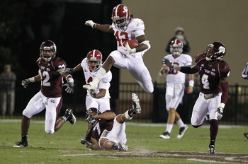 The Crimson Tide just keep reloading at running back
