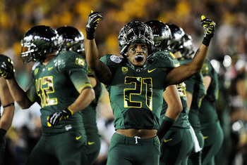 LaMichael James- Oregon Ducks