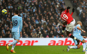Danny Welbeck doubles United's lead