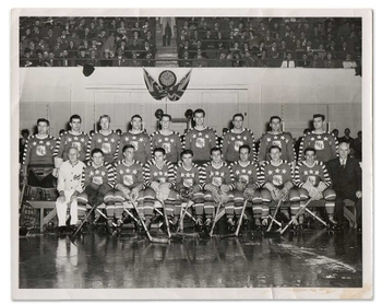 The NHL's first All-Star Game was played at the Maple Leaf Gardens on October 13, 1947.