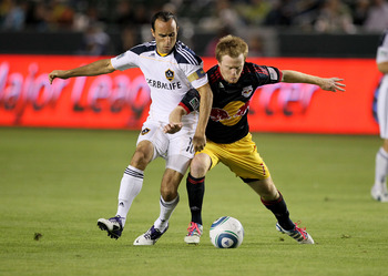 New York Red Bulls v Los Angeles Galaxy