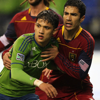 Real Salt Lake v Seattle Sounders