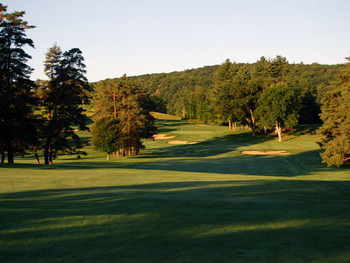 Taconic is ranked as the second best college golf course in America