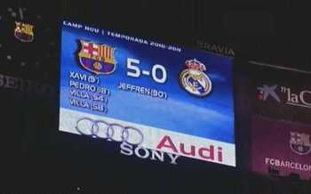 Greatest Barça wins vs. Madrid!