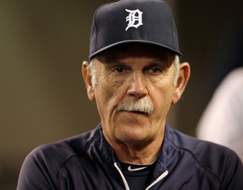 Manager Jim Leyland has plenty of experience managing players of all different skill sets and personalities.