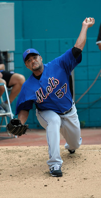 The Mets need a healthy Johan Santana in 2012.