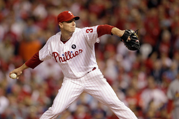 Roy Halladay is the top pitcher in the NL East.