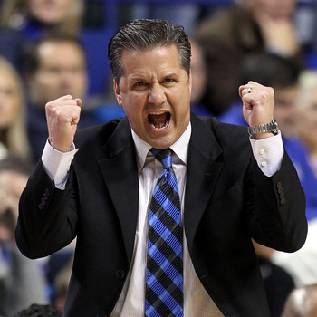 Calipari has never won the big game before.