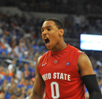 Jared Sullinger and Ohio State were the last #1 overall seed to fall.