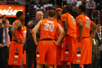 Jim Boeheim's Orange could be the team to beat in March.
