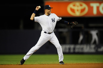 Captain Derek Jeter looks to lead his Yankees back to a pennant in 2012