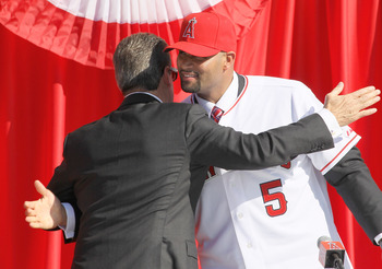 The signing of Albert Pujols gives Angels fans a lot to look forward to