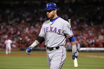 Josh Hamilton looks to return Texas to the World Series in 2012