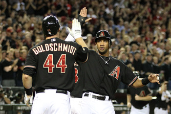 Arizona's young talent looks to lead the Diamondbacks to the playoffs in 2012