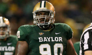Baylor's NT Nicolas Jean-Baptiste