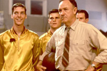 "The revered movie ""Hoosiers"""