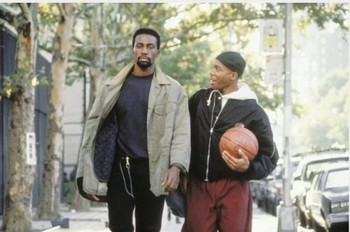 Shep and Kyle-Lee from Above the Rim