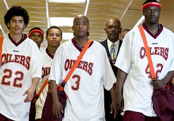 Coach Carter and his squad